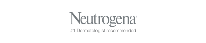 Neutrogena Logo, #1 Dermatologist Recommended